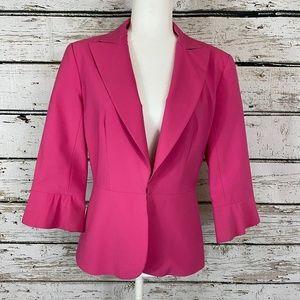 Trina Turk Pink Blazer
